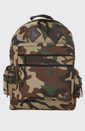 [LAST ONE 폭탄세일]카고 NY 라이더 카모 백팩 Cargo NY Rider Back Pack Camo